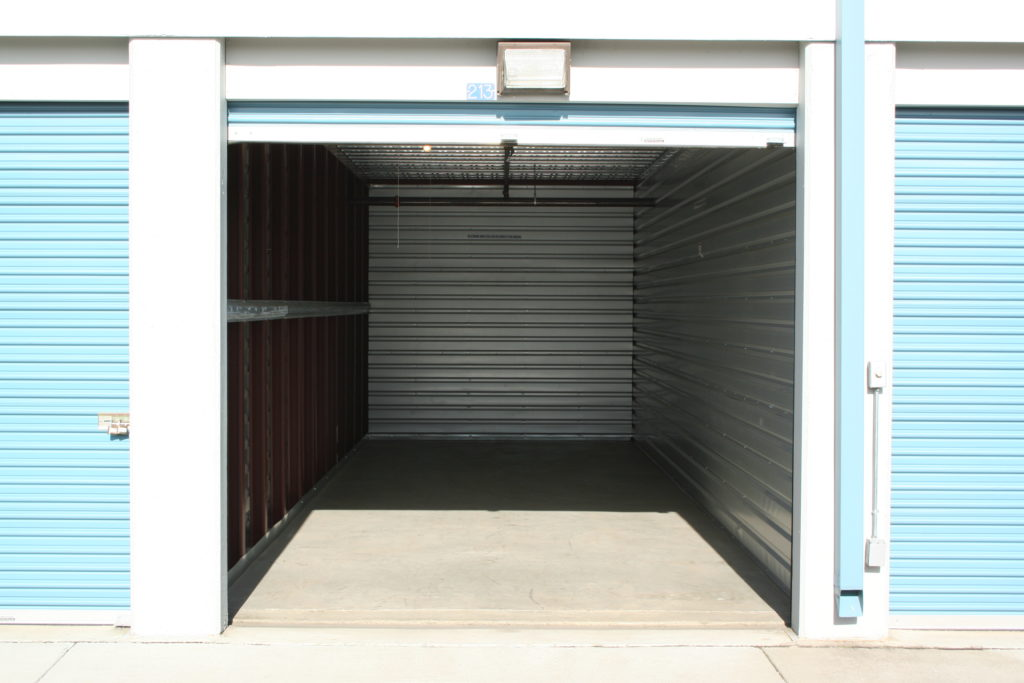 Bay Area self storage, Walnut Creek self storage